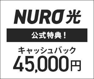 【どれでも同じじゃない!】ネット回線は「NURO光」がやっぱり良かった話(楽天ひかりと比較)